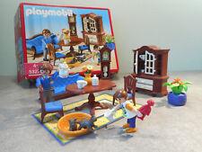 Playmobil 5327 - Salle à manger Maison Traditionnelle 1900 - 5301 5300 5302