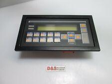 GE FANUC IC300CS100K Operator Station 2x20 LCD Display