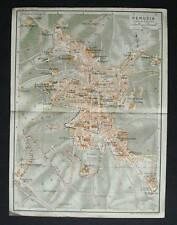 Antica Stampa=Topografica=PERUGIA=Scala1:12000 -1907c