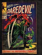 """Daredevil #32 ~ """"..To Fight the Impossible Fight!"""" ~ 1967 (4.0) WH"""