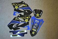 TEAM  ROCKSTAR  GRAPHICS  YAMAHA YZ125 YZ250 YZ  2002-2014