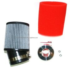 Clone Air Filter Adapter Kit & Foam Go Kart Racing Honda Engine GX160 GX200