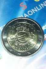 MONETA 2 EURO - REPUBBLICA ITALIANA - 2002-2012 - NUOVA- UNIONE EUROPEA_ITALIA_!