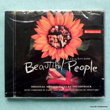 Beautiful People Soundtrack/Score US CD *NEW Garry Bell Ghostland Kirsty MacColl