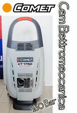 Idropulitrice Comet KT 1750 Classic - 160 Bar - 8,5 litri al minuto acqua fredda