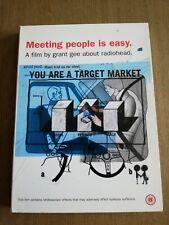 Radiohead VHS film- Meeting people is easy, Grant Gee film about Radiohead