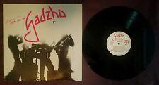 Rare Gadzho LP Tira Mi Su Gypsy Jazz Private PTA Germany import