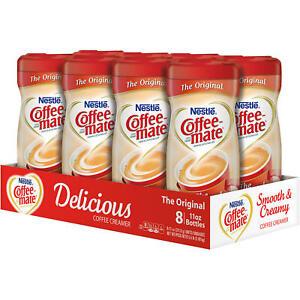 Nestle Coffee-Mate Original Non-Dairy Powder Coffee Creamer (11 oz., 8 ct.)