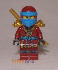 LEGO Nya da Set 70738+70751 Tempio di Airjitzu NINJAGO NINJA NUOVO njo165