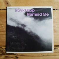 Remind Me / So Easy [CD 2], Erlend Oye,Royksopp, Good Single