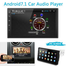 Android 7.1 Universal GPS Navigation Radio Stereo Audio Player RDS/SWC/BT/Wifi