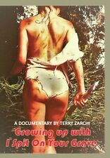 Growing up With I Spit on Your Grave (camille Keaton Meir Zarchi) DVD