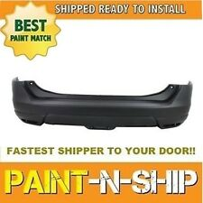 NEW for 2014 2015 NISSAN ROGUE, Rear Bumper Painted NI1100295