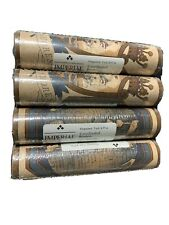 Imperial Wall Coverings Lot of 4 NIP Coordinated Borders Ship Pacific Shores