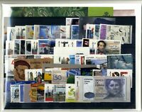 Año completo sellos de España 2018 con hojitas bloque  Stamps Spain