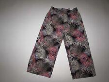 White House Black Market Women's Wide Leg Crop Pants Size 4 x 22 NWT Stretch 4R