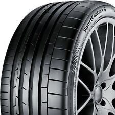 Summer Tyre Continental SportContact 6 255/40 Zr19 100y XL