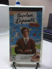 Napoleon Dynamite (Sony PlayStation Portable Psp) Complete!