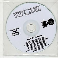 (GW789) These Monsters, Call Me Dragon - DJ CD