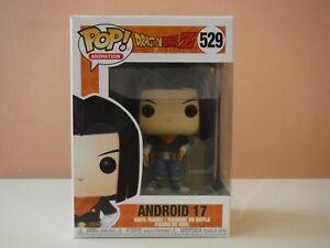 FUNKO POP! DRAGON BALL Z - ANDROID 17 #529
