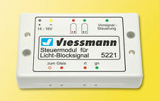 Viessmann 5221 Control Modules for Light Block Signal # NIP #