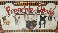 FRENCHIE OPOLY The French Bulldog BOARD GAME NEW in Box