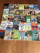 20 lot Kids children Chapter Books Teacher Homeschool scholastic