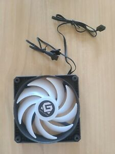 MetallicGear Skiron DRGB 120mm PWM fan