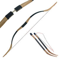SELWAY FRED BEAR SIDE MOUNT QUIVER RECURVE//LONGBOW BROWN 5 ARROW RH//LH 1//4-20