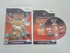 Cars Toon: Mater's Tall Tales - Wii - Complete - Manual - Fast Shipping!