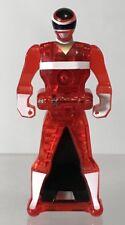 Power Rangers In Space Red Legendary Ranger Key Translucent TRU Super Megaforce