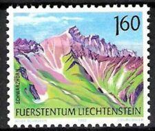 Liechtenstein Nr.1038 ** Freimarke Berge 1992, postfrisch