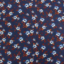 Floral Prints on Rayon Spandex Jersey Fabric - Style P-101-Hvy-Rsj