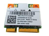 Genuine OEM Dell Latitude ST WiFi Wireless Card P/N PKJW8 CN-0PKJW8