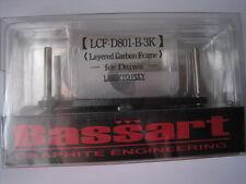 G-CRAFT BASSART CARBON Handle LCF-D801-B-3K DAIWA Pixy Millionaire SW NIB !!