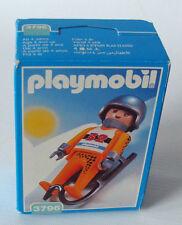 Playmobil 3796 - Rennrodler 4+ - Neu