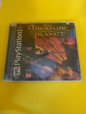 Disney's Treasure Planet (Sony PlayStation 1, 2002) Sealed