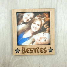 Engraved #SelfieWh*res Photo Frame for Her Funny Birthday Gifts for Best Friends