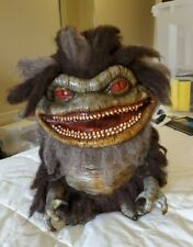 """Critters Horror Movie Prop Replica Raging Zombie Stuffed Puppet Nwt ~14"""" Crites"""