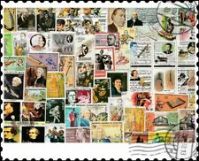 More details for musicians : 100 different stamps collection