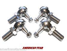 American Star 4130 Chromoly Pro X Racing Ball Joint Set (4) Yamaha YFZ 450