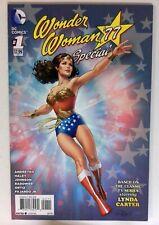 Wonder Woman '77 Special #1 Dc 2015 Nm- 1st Printing Comic Book 9.2