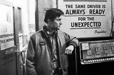 Robert De Niro In Taxi Driver 18x24 Poster