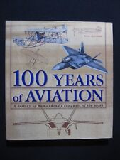 100 Years of Aviation [Hardcover] by Matricardi, Paolo