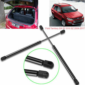 For Ford Territory SUV Liftgates Gas Struts Rear Window Glass Lift Supports  x2
