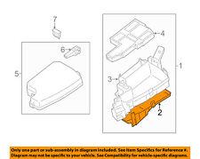 MAZDA OEM 14-15 6-Electrical Fuse & Relay Box KD4566767