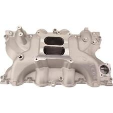 Weiand 8012 Stealth Aluminum 4bbl Intake Manifold Big Block BBF Ford 429 460 V8