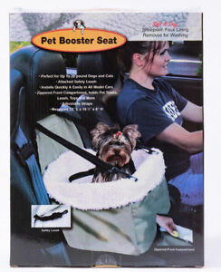 "Etna CAT DOG PET Car Seat / Travel Pet Booster NEW """"""NO BOX'''"".BULK 100 PCS"