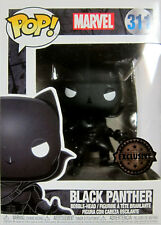 BLACK PANTHER Black Panther 1966 - Limited Edition - Funko Pop!