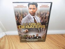 The Great Debaters (DVD, 2008, Widescreen) BRAND NEW, SEALED
